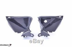 2015 2016 Bmw S1000xr 100% De Fibre De Carbone Front Dash Garniture Carénage, Twill