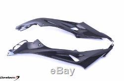 2015 2017 Bmw S1000rr 100% Fibres De Fiber De Carbone Panneau Latéral Panneaux Twill