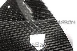 2015 2017 Bmw S1000rr Carénage Avant En Fibre De Carbone 2x2 Sergé Tisse
