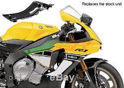 2015-2017 Yamaha R1 R1m R1s Châssis De Carénage De Carénage Latéral Twill Fibre De Carbone
