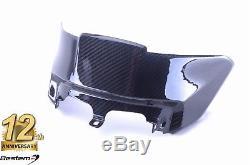 2015-2018 Bmw S1000xr Carburateur De Réservoir De Gaz En Fibre De Carbone Fairing Guard Twill 2017