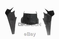 2015 2019 Yamaha Yzf R1 En Fibre De Carbone Carénage Couverture Tissages Nez Sergé 2x2