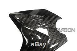 2016 2017 Bmw F800gs Fibre De Carbone Grand Carénages Latéraux Panneaux 2x2 Sergé