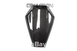 2016 2017 Kawasaki Zx10r Carbon Fiber Cowl Siège V2 2x2 Twill Tisse
