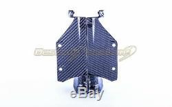 2020+ Bmw S1000rr En Fibre De Carbone Tube D'admission D'air, Twill Weave Motif