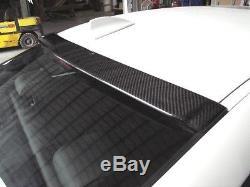 2x2 Twill Fibre De Carbone Acs Roof Spoiler Aile Pour 11-17 F10 550i 535i 528i M5