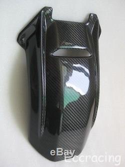 Aprilia Rsv Mille 1998-2003 / Tuono 2002-2005 Twill Carbon Fiber Rear Hugger