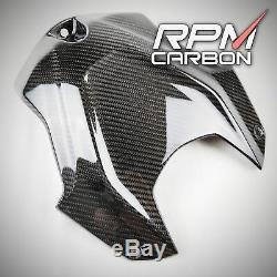 Bmw S1000rr 2019+ En Fibre De Carbone Réservoir Airbox Couverture En Papier Glacé Twill Carbone RPM 2020