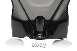 Bmw S1000rr K67 2019-2020 Carbon Airbox Couverture Twill Gloss 100% Carbone Autoclaves