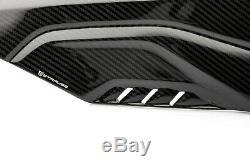 Bmw S1000rr K67 2019-2020 Panneaux Latéraux Carbone Réservoir Twill Gloss 100% Carbone