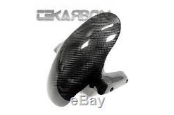 Buell Xb / Ebr Carbon Fiber Front Fender 2x2 Sergé Tisse