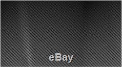 Carbon Fiber Panel 4' X 8' X. 040 (3/16), Brillant, 3k Twill, Livraison Gratuite