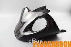 Couvercle De Réservoir / Boîte À Air Buell Xb + Verre Brillant En Fibre De Carbone Pour Belly Pan Convient Pour Buell