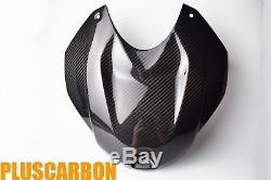 Couvercle De Réservoir Central Bmw S1000rr 2015-2018 Twill Carbon Fiber Glossy (convient À Bmw)