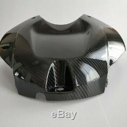 Couverture De Réservoir En Fibre De Carbone Bmw S1000rr / S1000r En Sergé Brillant
