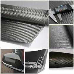 Fibre 3k Fibre De Carbone Tissu Tissu Sergé 2/2 1,27 M X 100 M Rouleau 210gsm