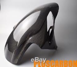 Garde-boue Avant Avant Fender MV Agusta F3 800 Twill En Fibre De Carbone Glossy Finition