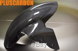 Garde-boue Avant En Fibre De Carbone Sergé De Garde-boue Avant Bmw S1000rr 2009-2017 Brillant