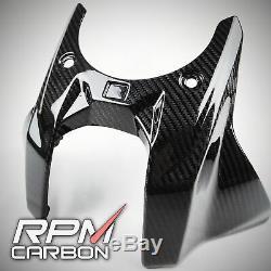 Honda Cbr650r Cb650r En Fibre De Carbone Airbox Réservoir Couverture Sergé Brillant