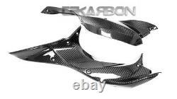 Kawasaki Ninja H2 Sx Se Carbon Fiber Side Panels 2x2 Twill 2018 2020 Kawasaki Ninja H2 Sx Se Carbon Fiber Side Panels 2x2 Twill