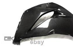 Kawasaki Zx6r Carbon Fiber Lower Side 2013 2013 2x2 Twill