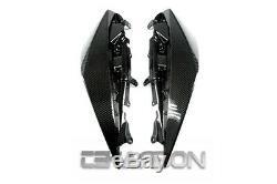 Ktm 2006 2013 Super Duke 990 Carbon Fiber Tail Carénages Latéraux Sergé 2x2