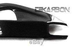 Le Bras Oscillant En Fibre De Carbone 2008 2008 Honda Cbr1000rr Recouvre Des Armures En Sergé 2x2