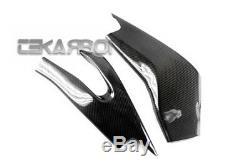 Le Bras Oscillant En Fibre De Carbone Yamaha Yzf R6 2006 2016 Couvre 2x2 Sergé