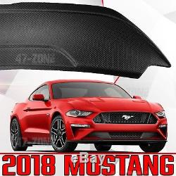 Nouveau Aileron Arrière En Fibre De Carbone Mat Pour Ford Mustang Shelby Gt 350 550 De 2018