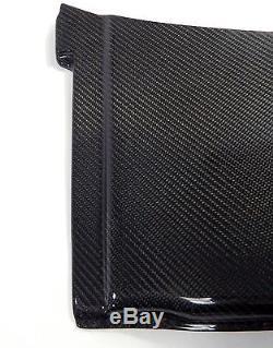 Palier Moteur En Fibre De Carbone Véritable Pour Audi A4 S4 Rs4 B6 B7 00-08