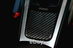 Panneau Cendrier En Fibre De Carbone Porsche 991 Carrera, Cayman 981/982 / Boxster Sergé