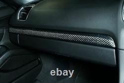 Panneau Dash En Fibre De Carbone Porsche 991 Carrera, 981/982 Cayman/boxster Twill