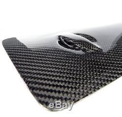 Panneau De Couvercle De Batterie De Fibre De Carbone Réel Pour Audi A4 S4 Rs4 B6 B7