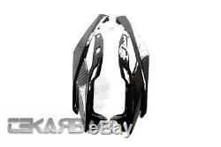 Panneaux Latéraux De Phare De Fibre De Carbone De 2014 Kawasaki Z1000 2016 2x2 Sergé