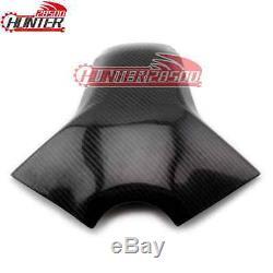 Protecteur De Protection De Réservoir De Fibre De Carbone Brillant Sergé Pour Yamaha Fz-09 / Mt-09
