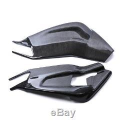 Protecteurs En Fibre De Carbone Pour Swingarm Couverture Bmw S1000rr 2009-2019 Tissage Sergé
