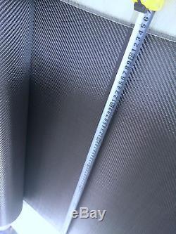 Set De Tissu 32 X 6yd 3k 2x2 Twill 200gsm Tissu De Fibre De Carbone Réel 82cm De Largeur