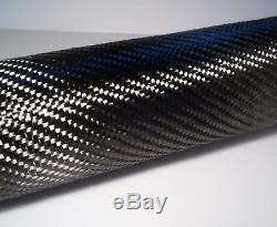 Tissu En Fibre De Carbone Tissu 2x2 Twill Weave 80k 25 Yards Par 50 De Large