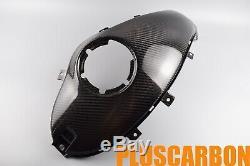 Twill En Fibre De Carbone Réservoir De Carburant Couverture Pour Bmw R 1100 S / Boxer Cup (fits Bmw)